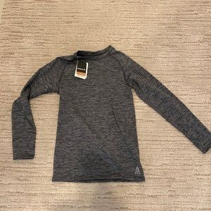 Reebok Youth L compression l/s shirt